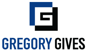 Gregory Gives Logo